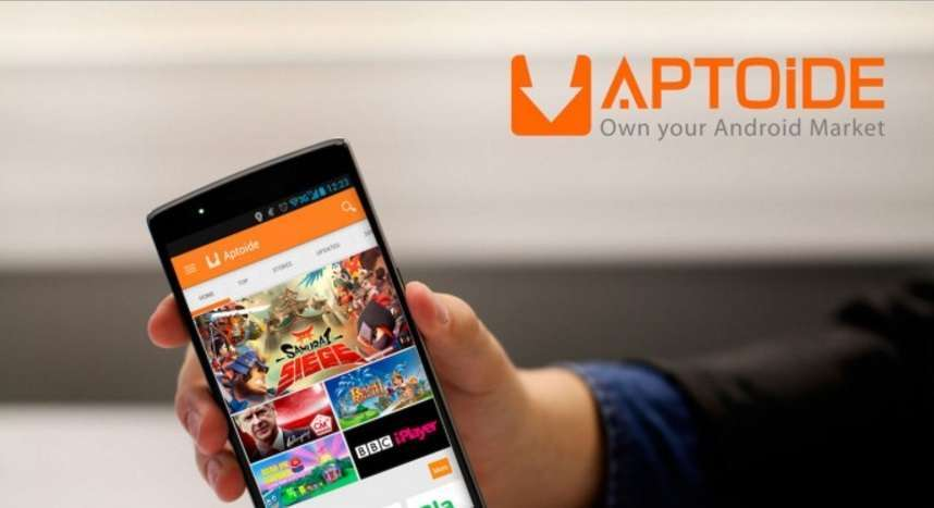 Baixar Aptoide para iPhone