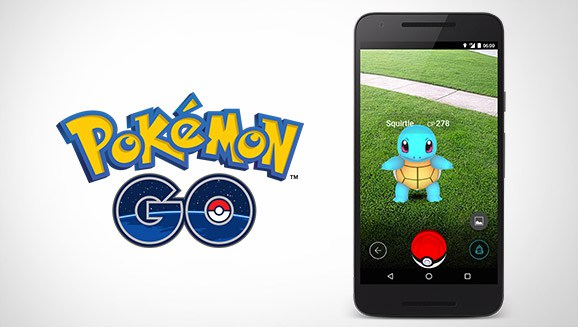 Baixar Pokemon Go via Aptoide para Android